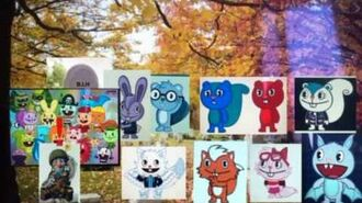 Snowers and his flip buddies revive Happy Tree Friends grounded
