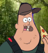 Soos Ramirez in My Little Pony Crossover Villains 3; The Final Battle