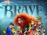 The Powerpuff Girls Go To Brave
