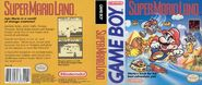 Game Boy Front and Back - Super Mario Land
