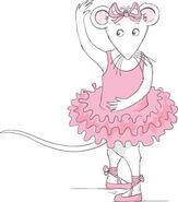Mrs Angelina ballerina