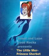 The Little Mer-Princess Sherbet