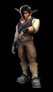 Han Solo as Captain Phoenix