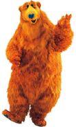 Bear (Bear In The Big Blue House) as Puggsy