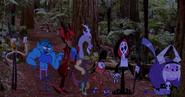 Eduardo Grim Reaper Wander Discord Alastor Radicles and Mr. Woop Man are Heading Home