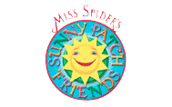 Miss Spider's Sunny Patch Friends TV Show Logo