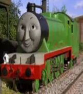 Henry the Green Engine in Thomas and the Magic Railroad