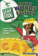 LeapFrog The Talking Words Factory (ChannelFiveRockz Animal Style)