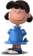 Lucy peanuts movie