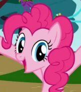 Pinkie Pie in My Little Pony- Friendship is Magic