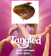 Tangled (Fawn and Bagel Rockz Style)