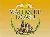 Watership Down title card
