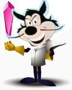 Oil Can Harry as Dr. Neo Cortex