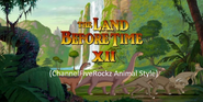 The Land Before Time 12 The Great Day of Flyers (ChannelFiveRockz Animal Style)
