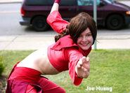 Avatar ty lee cosplay by viewtifu1-d54qo51
