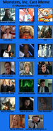 All-Stars, Inc. and University Cast Meme