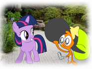 MLPCV - Wander Says A royal come panic to sher in likes fun from Young Twilight Meets Young Wander.