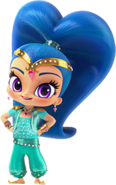 Shine from Shimmer and Shine-0