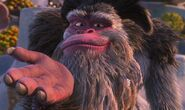 Captain Gutt in Ice Age- Continental Drift
