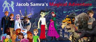 Jacob Samra's Magical Adventure (2020) Poster