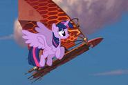 MLPCV - Twilight in Solar Surfer