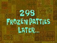 Just298frozenpattieslater