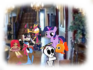 MLPCV - Wander Says A Friend Needs A Friends, from Young Wander, Young Sylvia, Young Grim Reaper plays Toys 2.