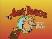 250px-The Angry Beavers title card