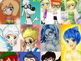 Anime The Neverland Team