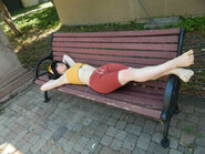 Toph beifong tla cosplay napping by fuse89 d5blek6-fullview