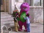 Barney The Land of Make Believe on Playhouse Disney (March 27, 2006 RARE)
