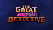 The Great AmiYumi Detective