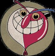 Beppi The Clown Clock