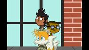 Cameron, Tails & Mike All Tide-up by Uranimated18