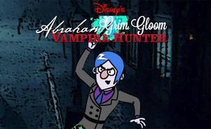 Disney's Abraham Grim Gloom Vampire Hunter 2018 Style