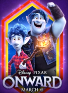 Onward of Executive Producer by John Lasseter