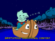 Pajama Sam Falling Asleep