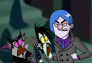 MLPCV - Grim Gloom Says for Vlad and Nicolai Even you can't be caught unawares.