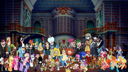 MLPCVTFQ - Heroes and The Loud Family Meets Anairis Q Claire Fairly OddParents Sonic and His Friends, Anne Boonchuy and Winx Club