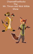 The Mr. Timon and Nick Wilde Show