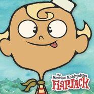 The Marvelous Misadventures of Flapjack, Vol. 1 - 268x0w