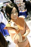 Ty lee cosplay by ellensmere d2ka3xm-fullview