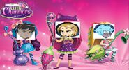 Little Charmers (Snoof and Luan Loud Rockz Style)