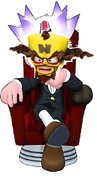 Mr. Dr. Neo Cortex as Specter