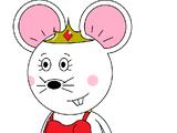Wonder Mouse Girl