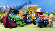 The Machines (Bob the Builder)