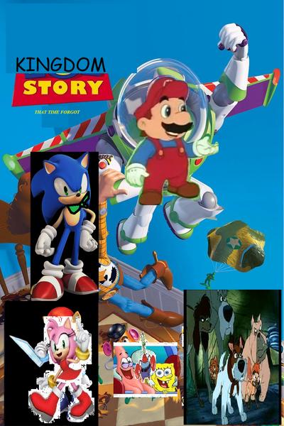 Kingdom Story That Time Forgot.