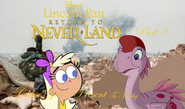 Lincoln Pan in Return To Neverland Part 3 - Chloe Gets a Present To Herby