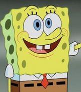 SpongeBob in The SpongeBob Squarepants Movie