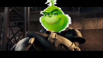 Grinch Removes his Hemlet by Davidchannel